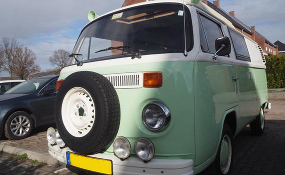 VW T2 Camper voorkant 2
