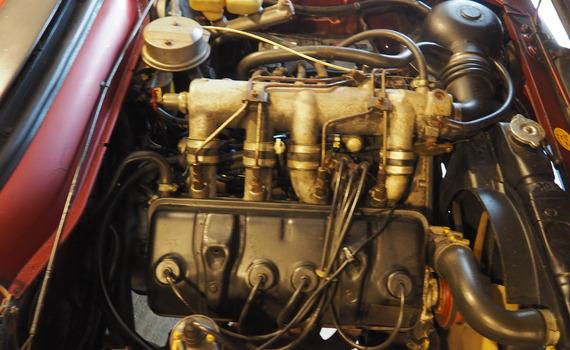 Taxatie Peugeot 504 Coupe