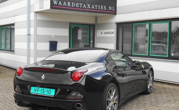 Taxatie Ferrari California 4.3 V8