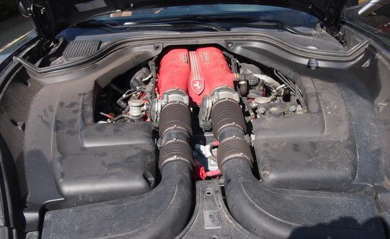 Taxatie Ferrari California 4.3