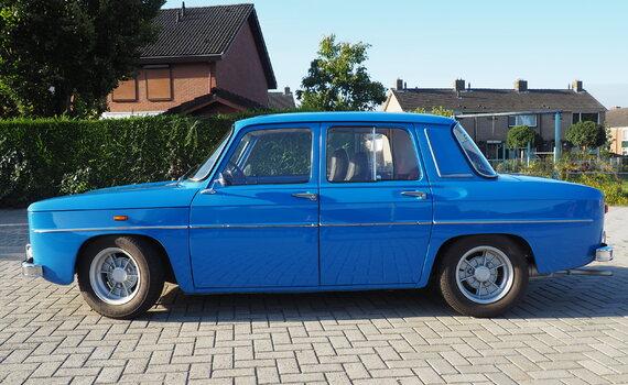 Renault 8 Major – 3