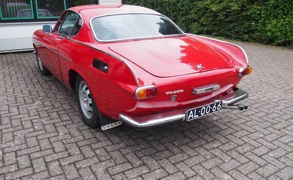Taxatie Volvo P1800 Coupe
