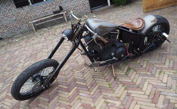 Harley Davidson taxatie