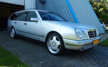 Taxatie Mercedes Benz E430