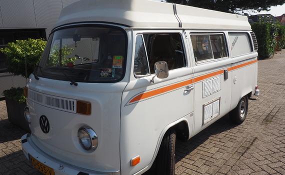 VW kampeerauto