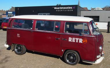 Taxatie Volkswagen Transporter T2a