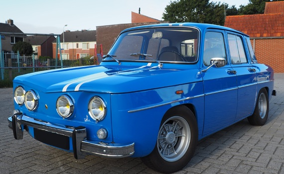 Renault 8 Major – 1