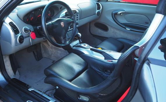 Taxatie Porsche 996 3.4 conversie naar 997 GT3