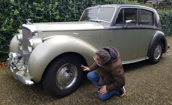 Taxatie Bentley Mk VI