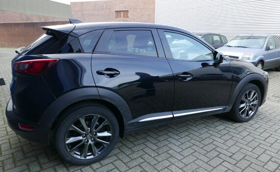 Taxatie Mazda CX-3