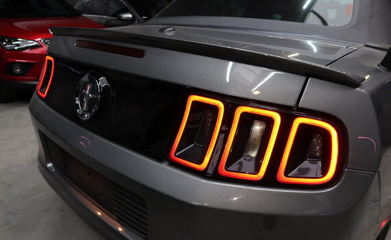 Ford Mustang taxatie 4