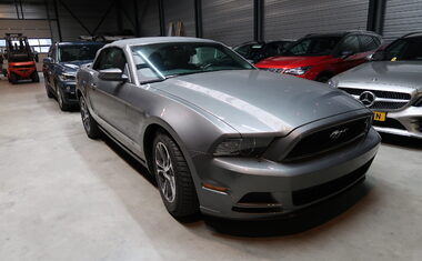 Taxatie Ford Mustang Convertible