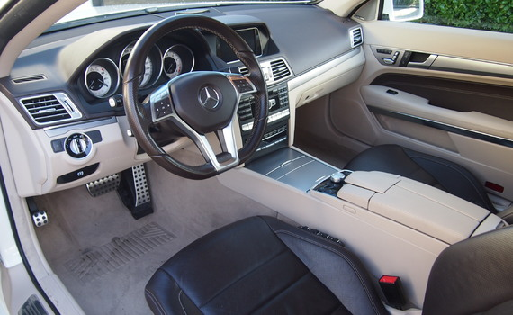Taxatie Mercedes Benz E400 Cabrio