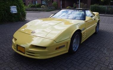 Taxatie Chevrolet Corvette C4 U9