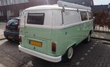 VW T2 camper achterkant bewerkt