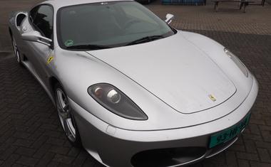 Taxatie Ferrari F430 V8